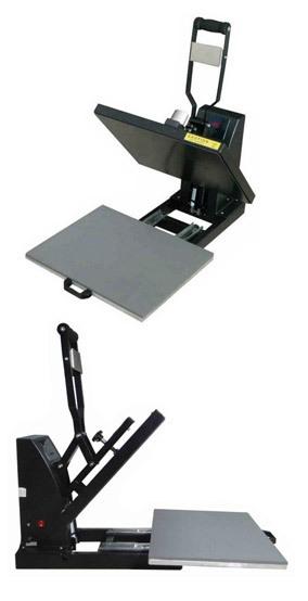 SHP-24LP2MS Полуавтоматический планшетный термопресс COLORS 40 х 60 см.