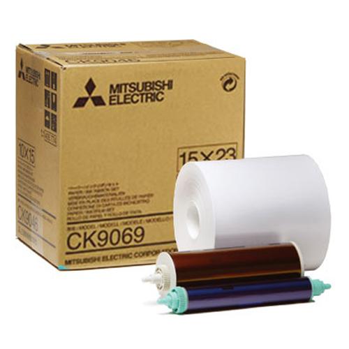 MITSUBISHI Картриджи и бумага для принтеров