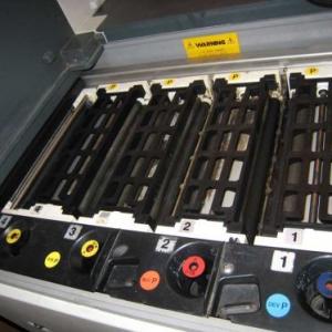 Запасные части к минифотолабораториям SMI