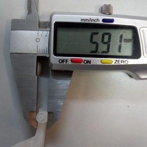 SP12026 Демпер с большим фильтром для печатающих головок Epson DX-2, Epson DX-4
