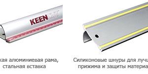 МЅ180 Линeйка SАFETY-ЅTRAIGHT ЕDGE 180cм