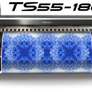 Mimaki TS55-1800 – сублимационный плоттер
