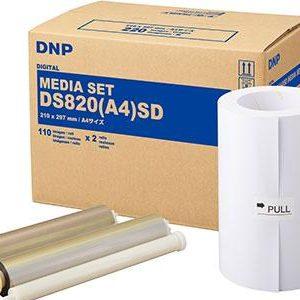 DNP Картриджи и бумага для принтеров