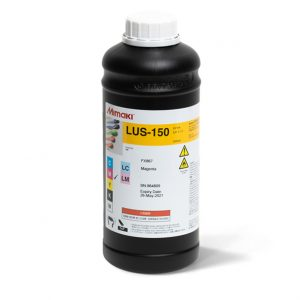 LUS‑150 UV LED УФ-чернила Mimaki