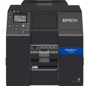 """C31CH76102 Epson ColorWorks C6000Pe (4"""",автоотделение подложки)"""