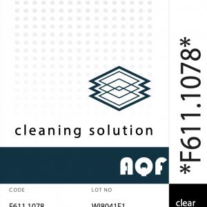 Промывка NUtec AQF Flushing Fluid