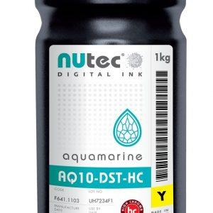 F661.1139 NUtec Сублимационные чернила Yellow AQUAMARINE AQ10-DST- HC Y
