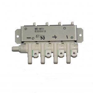 E300918 Воздушный электроклапан для УФ плоттеров